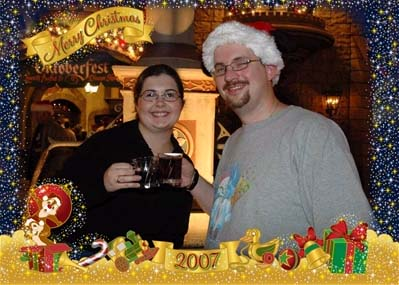 Gluhwein is delicious, no matter what year it is!