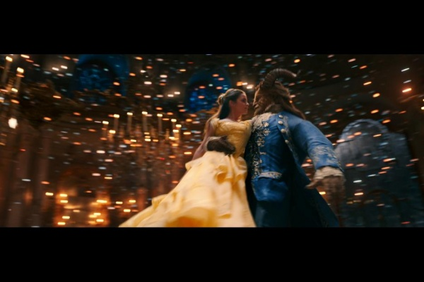 Belle Beast Dance