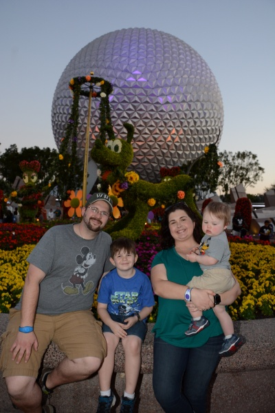 5 Spring Break Must-Dos at Walt Disney World - Epcot International Flower & Garden Festival
