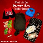 What's in Our Disney Bag ~ Toddler Edition