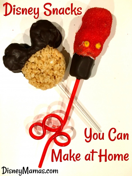 Disney Snacks You Can Make at Home