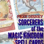 Free Disney ~ Sorcerers of the Magic Kingdom Cards